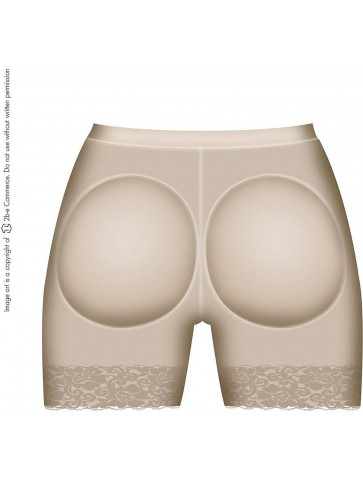 Butt lifter shorts with holes - S0316-1 salome girdles