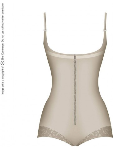Body girdle high back - S0413 girdles salome