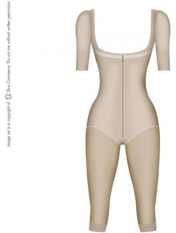 Liposculpture girdle with sleeves - S0525 girdles salome