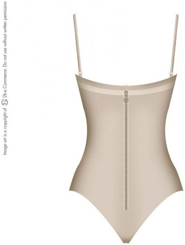 Straples and Brazilian body shaping girdle - S0212