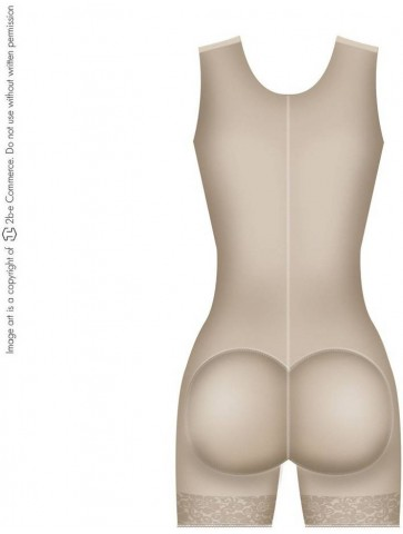 Liposculpture girdle, shorts and bra - S0523-2